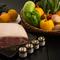 大分県の「食材」を中心に構築したメニューの数々