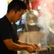 焼き物に使う炭まで焼く、店主の味へのこだわり