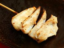 とびきり新鮮な鶏の素材力を引き出す、こだわりの焼き方