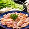 徳島のブランド地鶏を贅沢に満喫『阿波尾鶏のしゃぶしゃぶ』