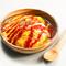 ふわふわに仕上げた卵の中には、美味しいチキンライスが鎮座『ふわとろオムライス』