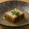 海老の旨みとサクサクのパンが魅力。おでんのダシとの相性抜群の『海老パン』。