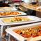 40種類に及ぶ和洋創作料理の『ランチビュッフェ』