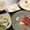 当店自慢のお料理が楽しめるプランです。飲み放題プランは3種類ございますので、お選びください。