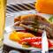 山梨県産の良質な豚肉とオリジナルのザワークラウトで大満足