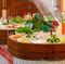 焼き肉用の野菜含む・新鮮野菜のサラダバー!