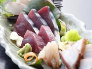 海の恵みを様々なお料理でお楽しみ頂けます!!
