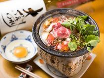 牛は広島県産和牛、鶏は霧島産、豚は広島県産の神石高原ポーク