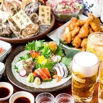 ●カジュアル宴会ならこのコースで!幹事の株価up?宴会コース