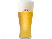 洗練されたクリアな味、辛口。さらりとした口当たりでシャープなのどごしのあるビールです。
