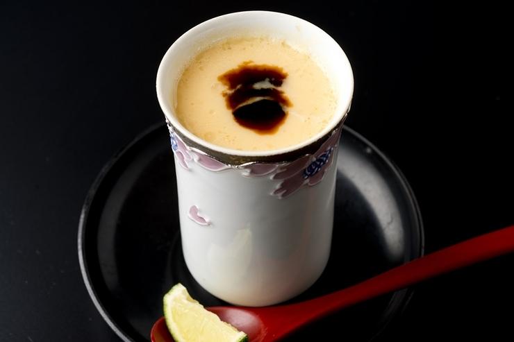 ヴェルサイユの茶碗蒸し