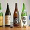 知らない銘柄に出合える楽しみ、常時100種類が揃う日本酒