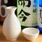 常時、約40種類。幅広い品揃えが自慢の「日本酒」