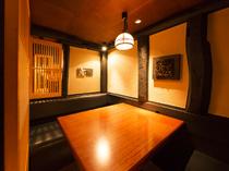 あらゆるシーンに利用できる大小様々な個室を完備