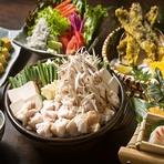 国産黒毛和牛の希少部位を贅沢に使用しております。 お料理コース3500円(税抜)。