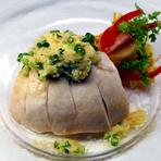 天然海老のフレッシュトマトチリソース