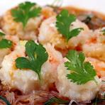 豚肉と揚げ豆腐の土鍋煮込み