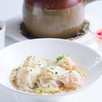 香港1997特製海老ワンタン麺