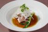 ランチの贅沢プラン!旬の食材と気仙沼産ふかひれ姿煮コース
