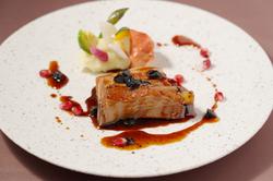 ディナーの贅沢プラン!旬の食材と気仙沼産ふかひれ姿煮コース