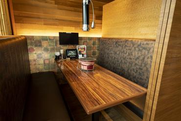 県内屈指の個室があるお店。完全個室のデザイナーズ空間!