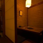 温かい雰囲気のお部屋で、ゆったりと過ごす至福の時