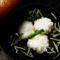 最旬の魚介を用い、出汁も細心の気配りで仕上げる『椀物』 豊前の鱧と広島の天然じゅん菜の椀