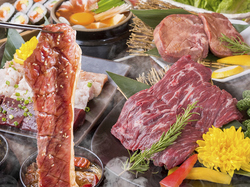 牛肉を満喫できる全11品のコース!たっぷり愉しみたいという方にオススメ!