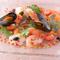 毎朝仕入れる鮮魚を使った『海の幸のサラダ~ニース風~(キャビア添え)』