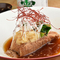絶妙なコンビネーション『豚のとろ角煮・お芋のディップと共に』