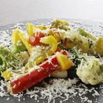 野菜本来の甘さを堪能できる『グリルサラダ』