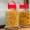日本全国をまわり揃えた産地直送の生鮮品と国内で特注の発酵食材