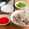 めずらしい中国家庭の味『ラムのモツスープ』