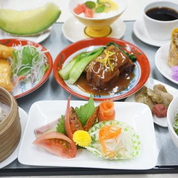 松定食 2160円
