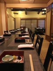 祗園の京町家の一軒家。最大34名様までの宴会場。