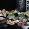 地酒と地元食材で加賀の魅力と素材の美味しさを満喫