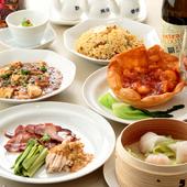 旬の野菜など、滋味豊かな食材を取り揃え、豊富な料理でご提供