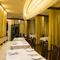 少人数から団体での利用や大人数での宴会にも対応できる個室