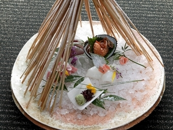 記念日にお祝い仕立ての京会席