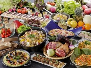 里山の休日 京都・烟河(里山レストラン大地)の料理・店内の画像1