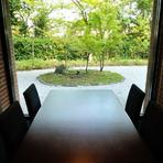 京都の隠れ家レストランで過ごす、大切な方とのひととき