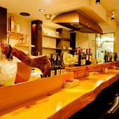 素敵な空間×美味しい料理×美酒で彩る二人の大切な時間