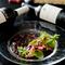 しっとりとやわらかい、上質な肉の妙なる味わい『兵庫県国産牛「いちぼ肉」のローストビーフ』