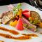 高級な鴨肉のコクと旨味の深い味わい『フランス産バルバリー種 鴨胸肉のコンフィ』