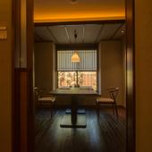 個室完備で、プライベートな食事にもおすすめ