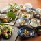 鮮度に気を使った、大分県産の「野菜」「魚」