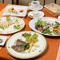 10種ものメインから選べるコース料理『ムニュ・ドーファン』