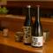 全国から厳選した日本酒と山口酒造場が醸すPB『おさむ』を用意