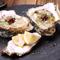 クリーミーで瑞々しい生牡蠣を堪能『岩手産山田牡蠣の水晶纏い』
