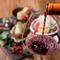 ワインペアリングのプチ体験を実施